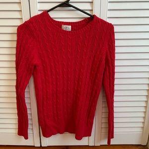 St. John's Bay Women's Crewneck Pullover Sweater